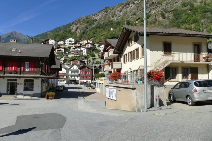 Stadt in der Schweiz