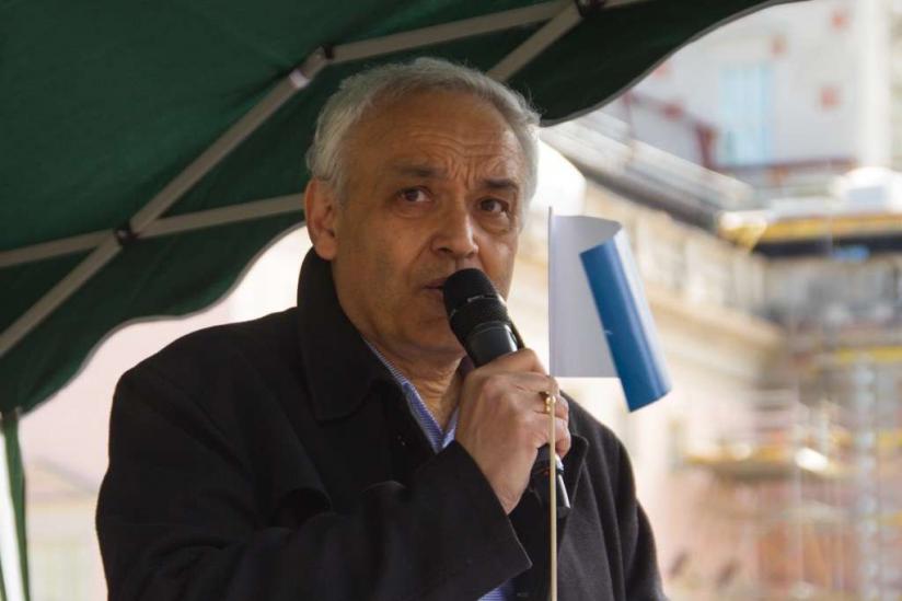 Amardeo Sarma (GWUP-Vorsitzender)