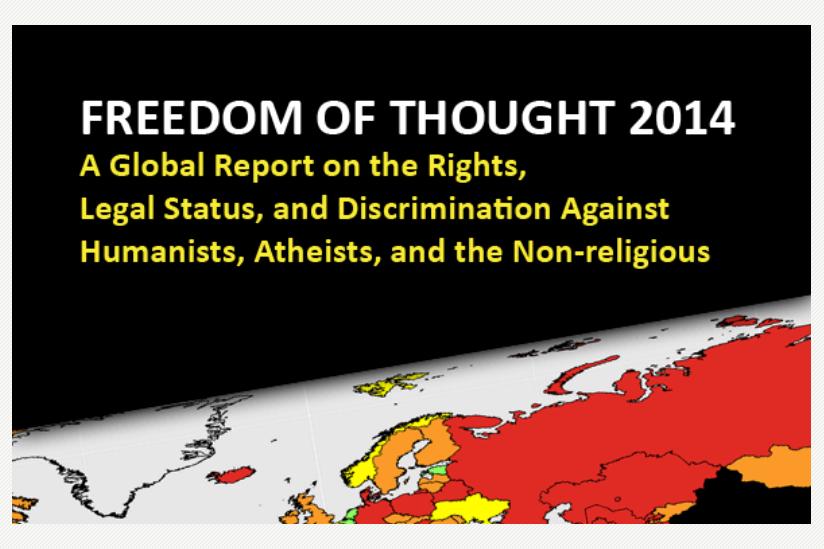Deckblatts des Berichts (Screenshot)