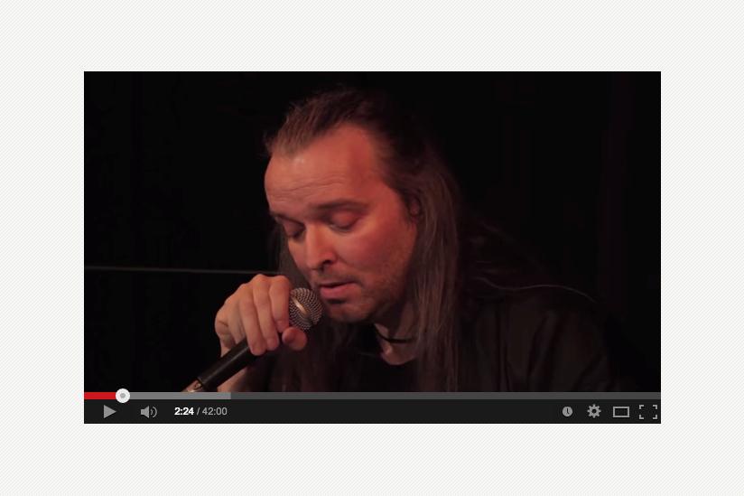 Screenshot YouTube-Video