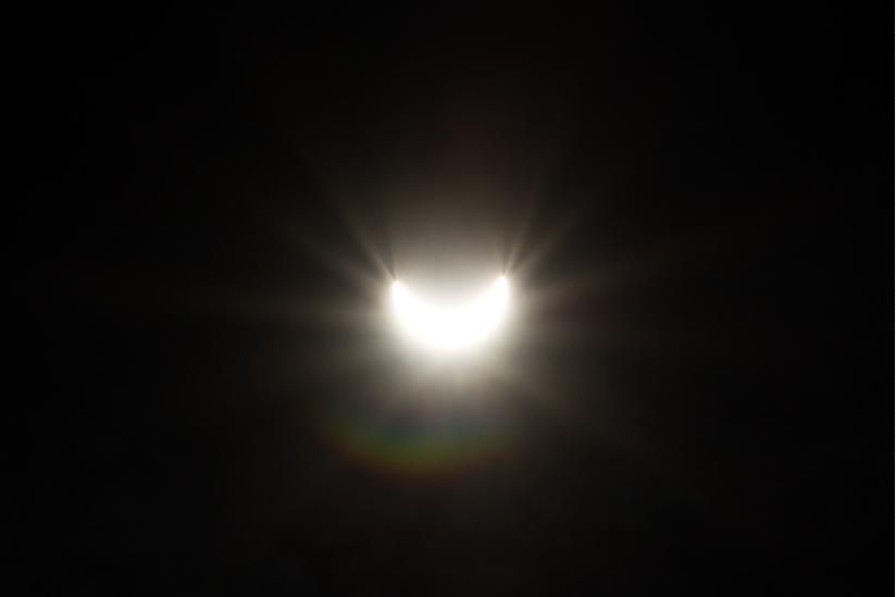partielle Sonnenfinsternis am 20. März 2015