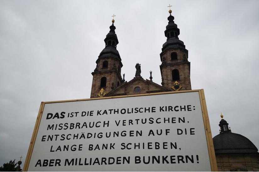 """""""DAS ist die katholische Kirche"""""""