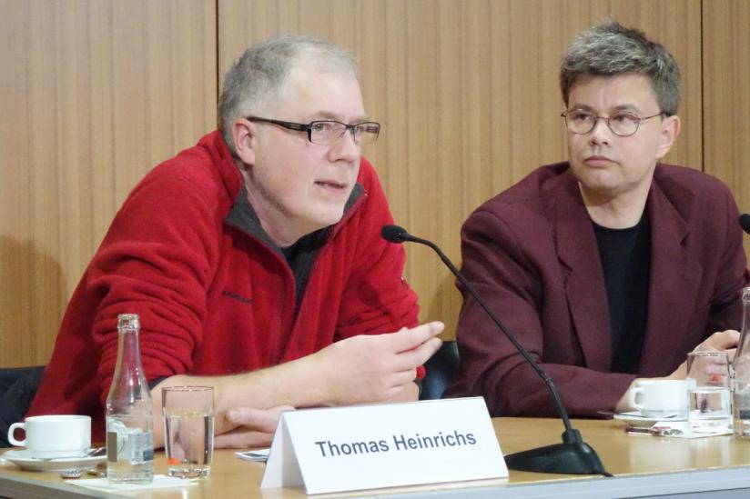 Dr. Thomas Heinrichs