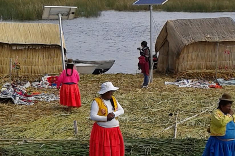 Am Titicacasee