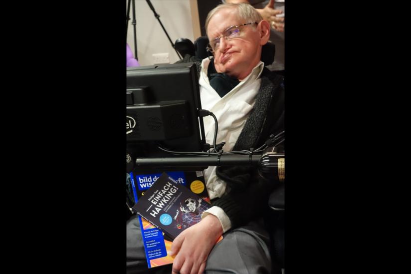 Stephen Hawking War Ein Vorbild Als Forscher Und Mensch Hpd
