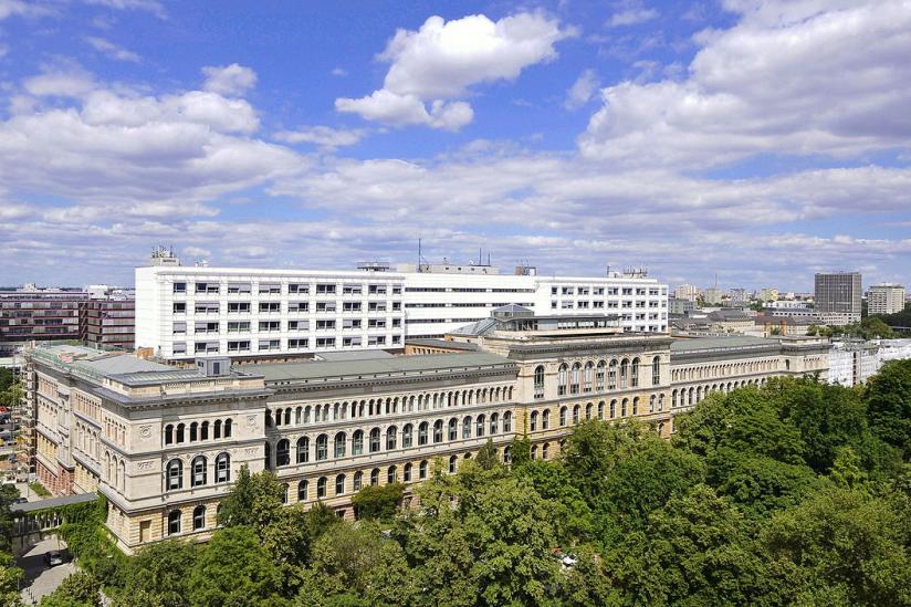 Hauptgebäude der Technischen Universität Berlin