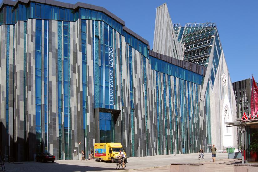 Hauptgebäude der Universität Leipzig