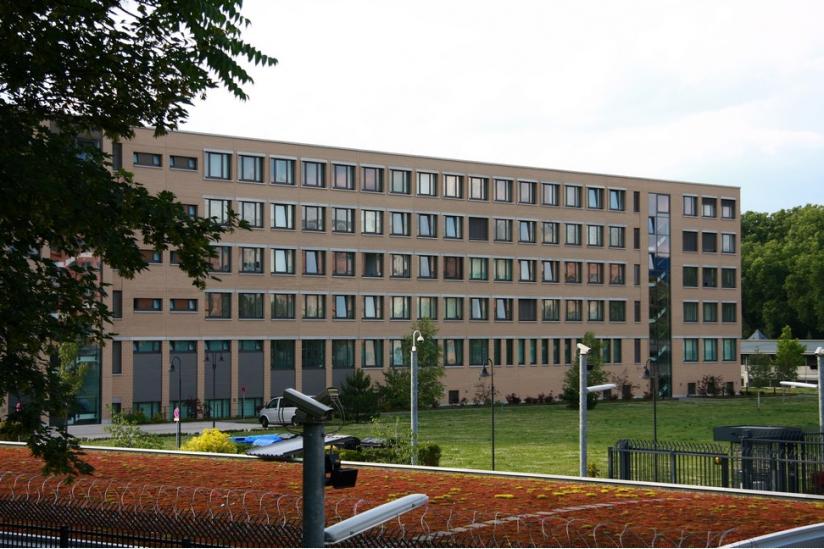 Gebäude des Bundesamtes für Verfassungsschutz