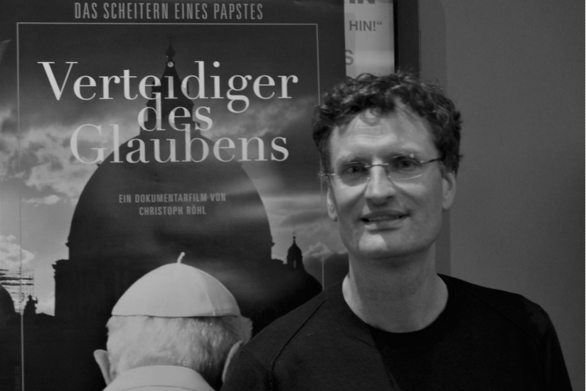 Filmemacher Christoph Röhl