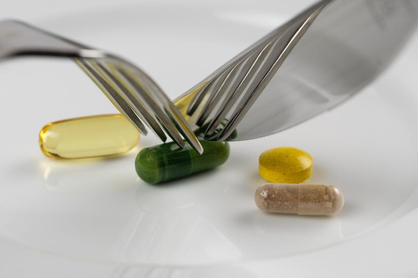 Vitaminpillen und Nahrungsergänzungsstoffe sind ein einträgliches Geschäft.