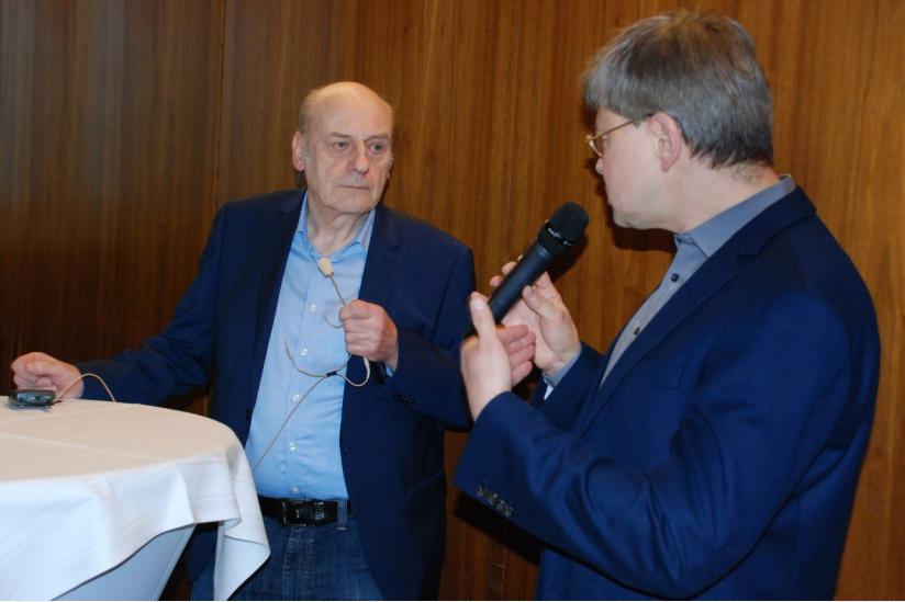 Dr. Bernd Vowinkel, Helmut Fink