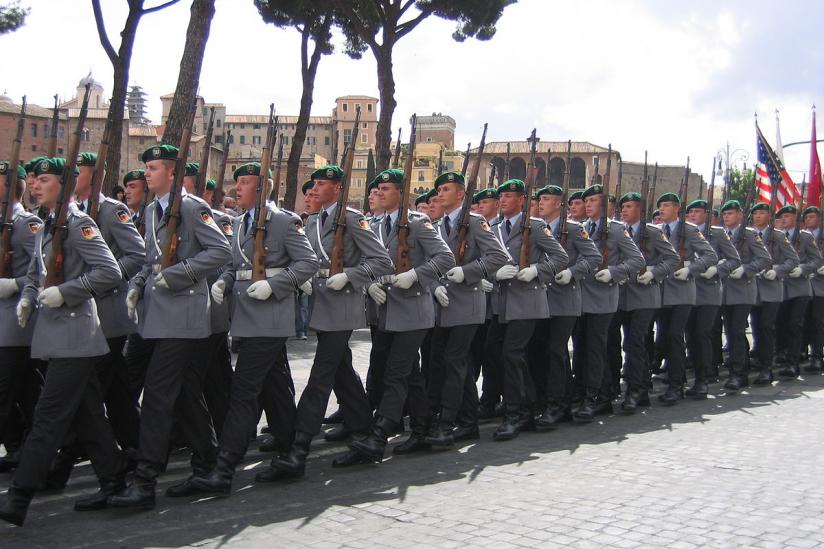 Wachbataillon der Bundeswehr