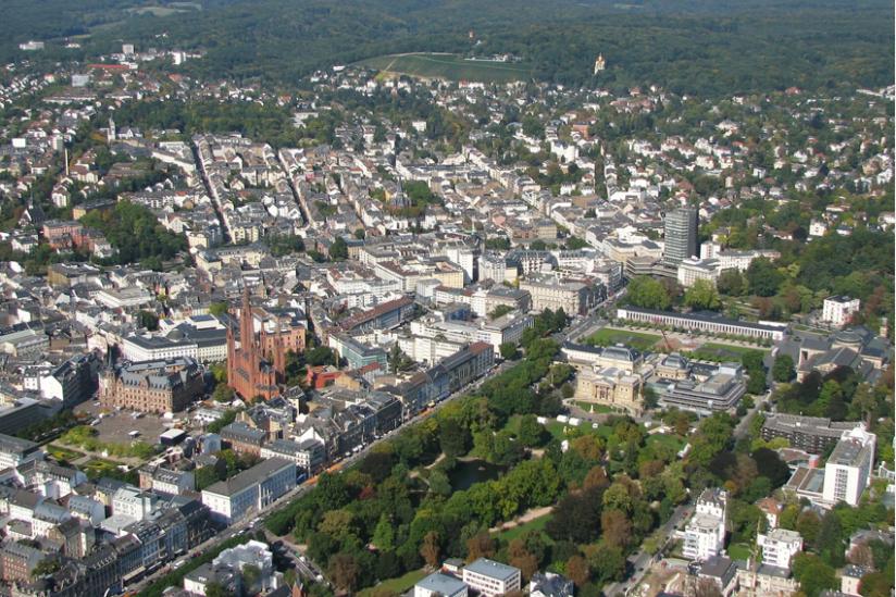 Hessens Landeshauptstadt Wiesbaden