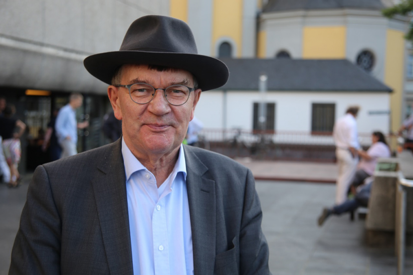 Religionswissenschaftler Hartmut Zinser