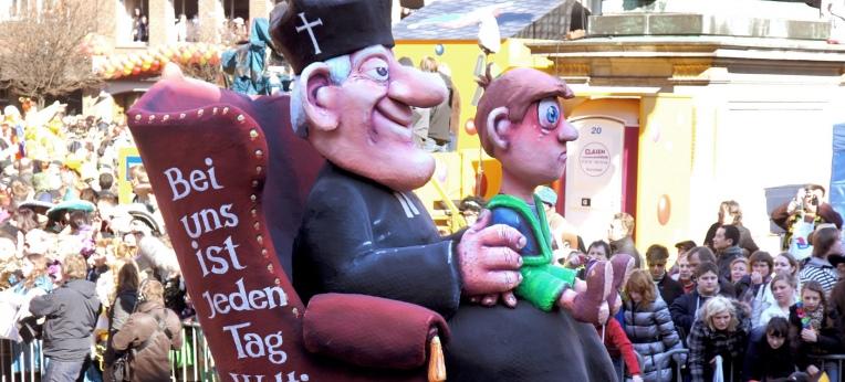 Karnevalswagen von Jacques Tilly (2011)