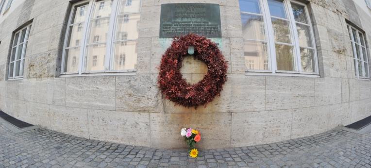 Gedenkstätte Stauffenbergstraße, Foto: © Evelin Frerk