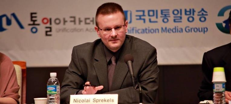 Nicolai Sprekels