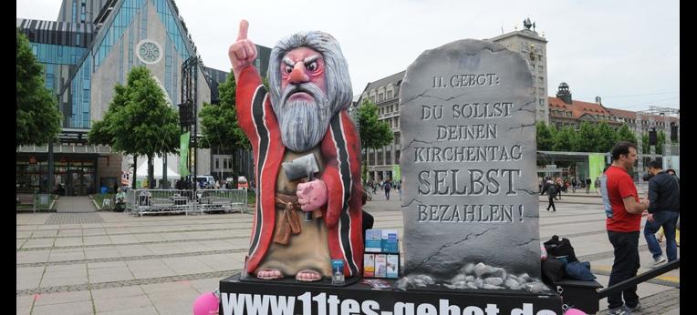 11tes Gebot Leipzig