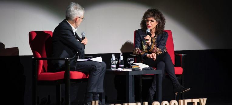 Shoshana Zuboff im Gespräch