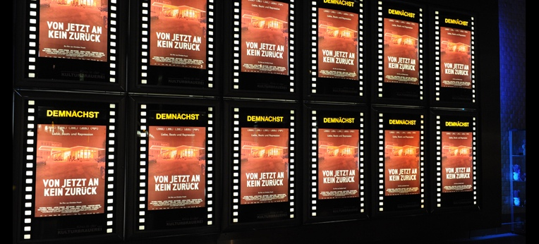"""2015: Kinostart """"Von jetzt an kein zurück"""""""