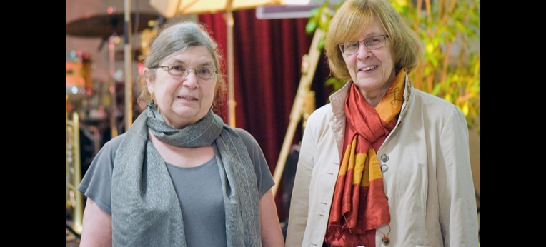 Sonja Eggerickx, Renate Bauer