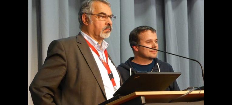 Konny G.Neumann und Ronny Winkler