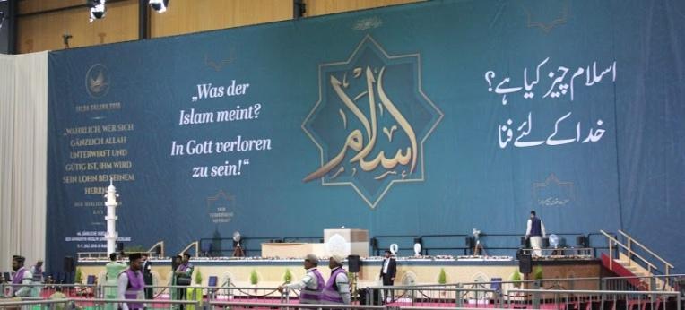 Hauptversammlung der Ahmadiyya-Muslim-Jamaat Deutschland