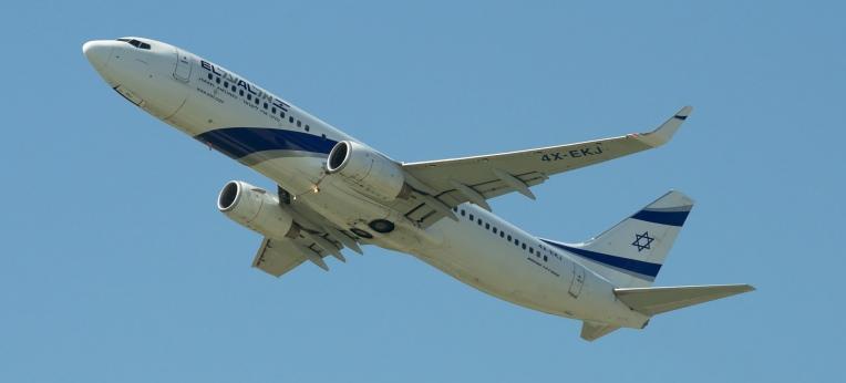 Israelisches Flugzeug