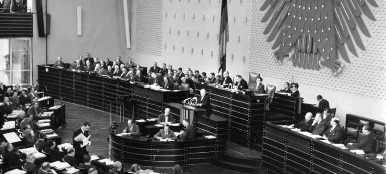 Der Deutsche Bundestag (Bonn 1955)