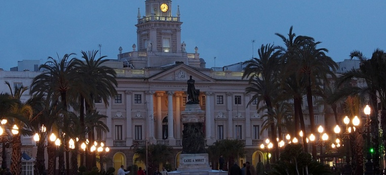 Rathaus von Cadiz