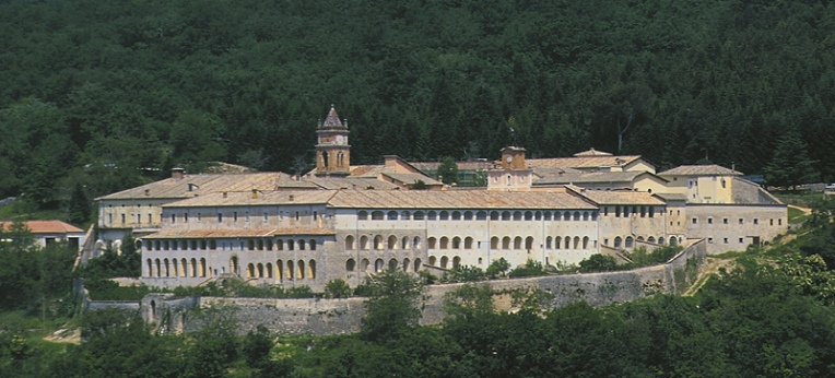 Certosa di Trisulti, Provinz Frosinone, Latium