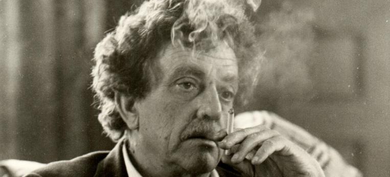 Kurt Vonnegut 1983