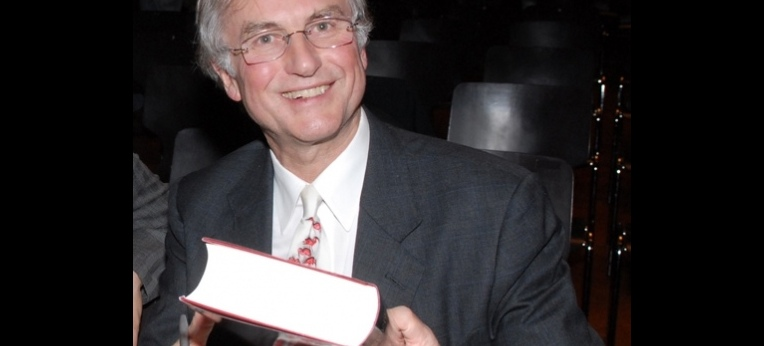 Atheist Richard Dawkins
