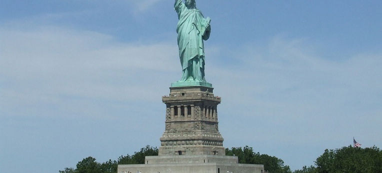 Freiheitsstatue in New York (USA)