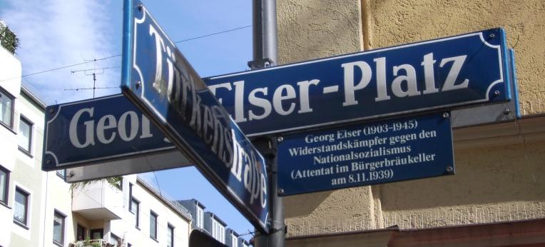 München: Georg-Elser-Platz (1997)