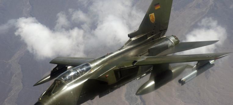 Tornado IDS der deutschen Luftwaffe
