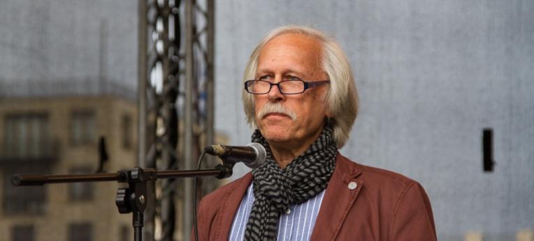 Dr. Rolf Gössner bei der FSA 14