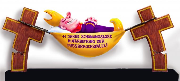 """Der """"Hängemattenbischof"""""""