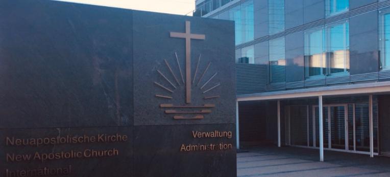 Internationaler Hauptsitz der NAK in Zürich
