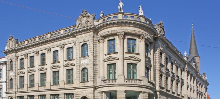 Gebäude Kardinal-Faulhaber-Straße 1