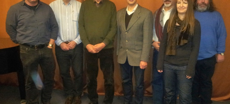 Rainer Rosenzweig, Ralf Lux, Helmut Kramer, Helmut Fink, Konny Neumann, Iris Neumann, Christian Brücker.