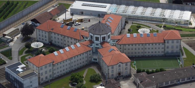 Gefängnis Lenzburg (Schweiz)