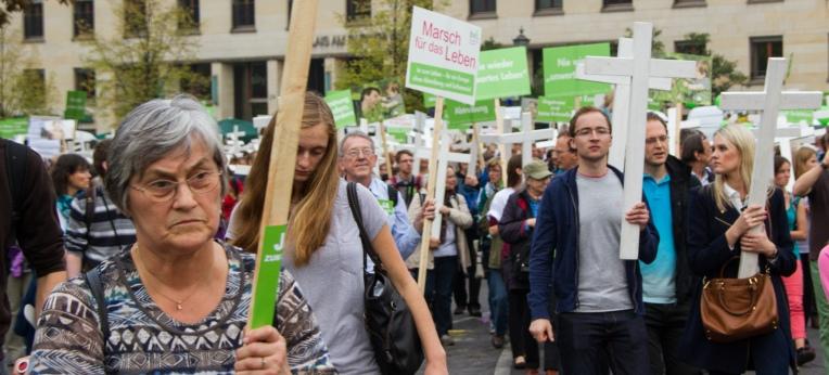"""""""Marsch für das Leben"""""""