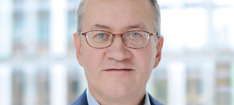 """Matthias Katsch vom """"Eckigen Tisch"""""""