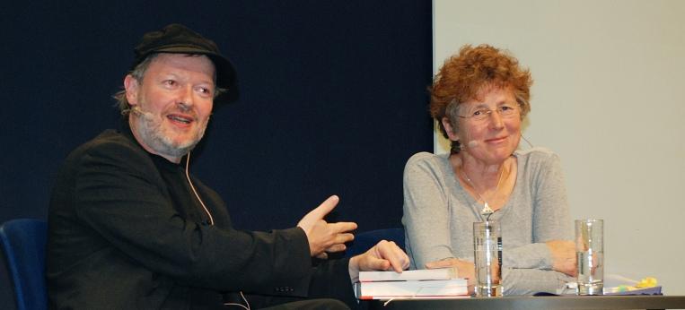 Michael Schmidt-Salomon und Kristina Hänel