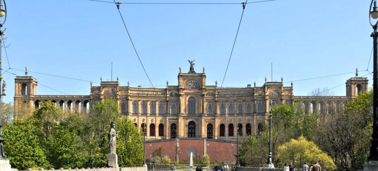 Maximilianeum, Bayerischer Landtag