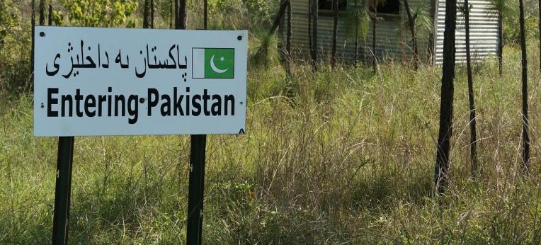 Pakistan Grenze