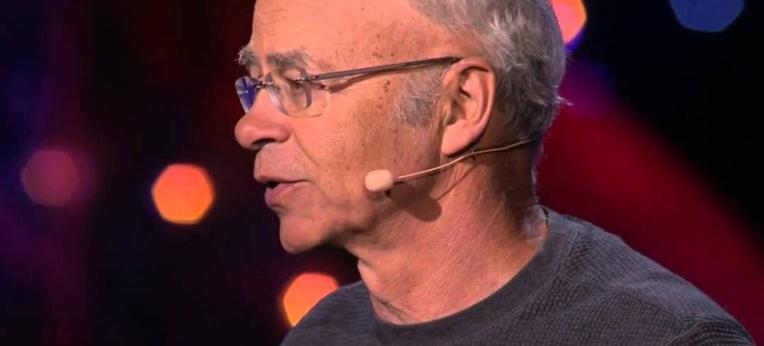 Peter Singer (Ted Talk)
