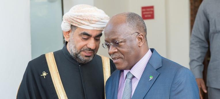 Tansanias Präsident John Magufuli