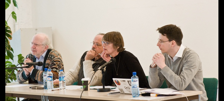 Pressekonferenz Libre Pensèe und IBKA im Haus der Demokratie Berlin